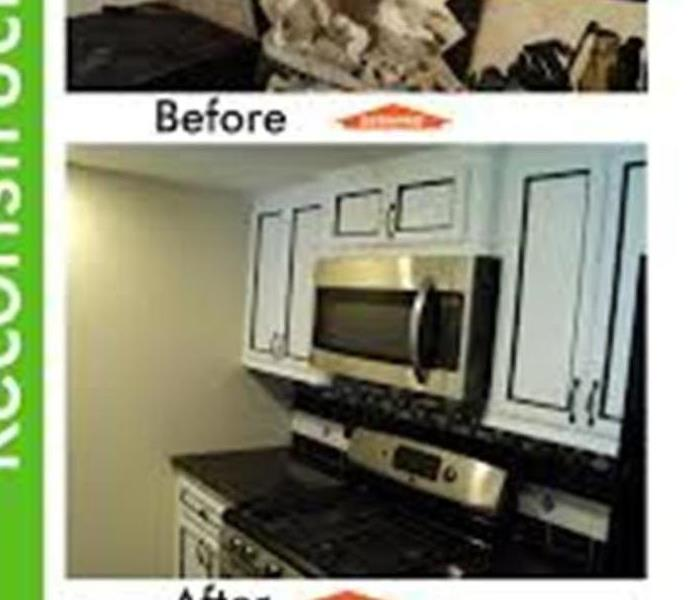 Mold in Your Kitchen? We'll Make It Like New. After