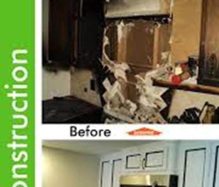 Mold in Your Kitchen? We'll Make It Like New. Before