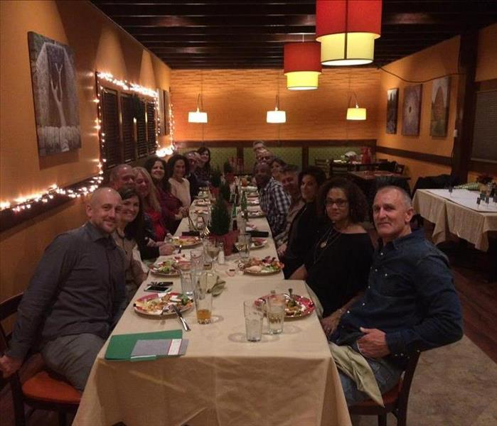 SERVPRO Egg Harbor Team Holiday Party