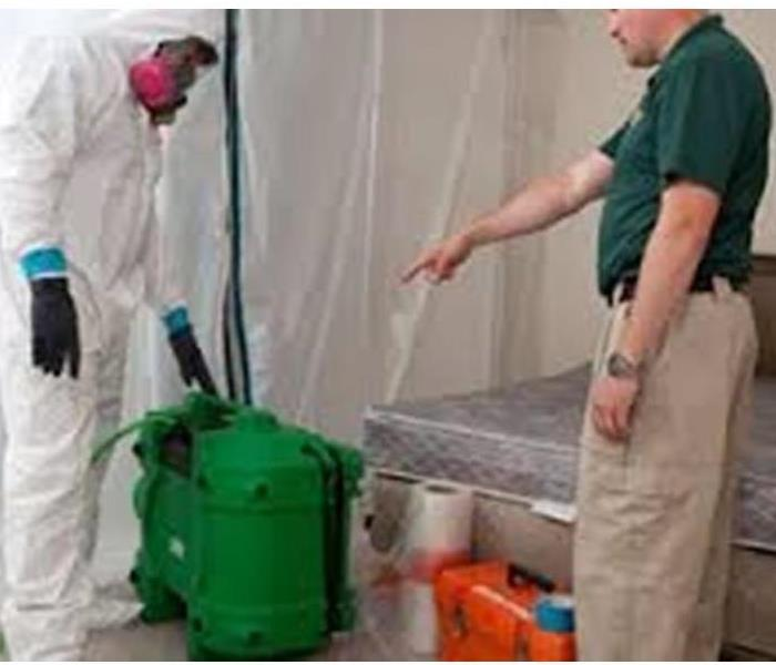 Certified Mold Professionals Only-at SERVPRO of Egg Harbor
