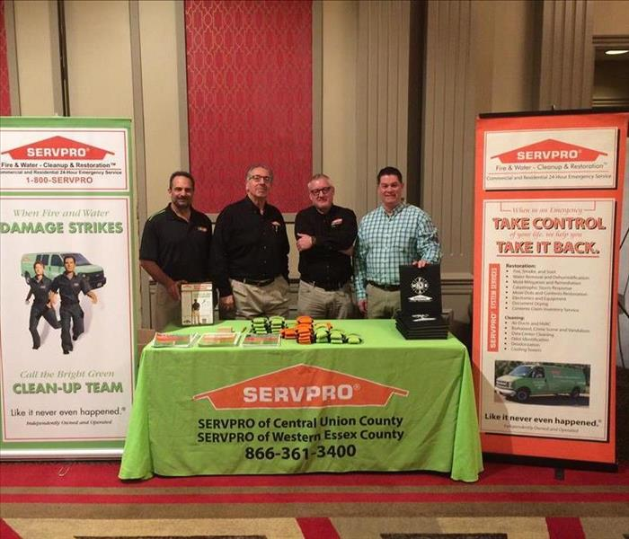 Community SERVPRO of Egg Harbor/Ventnor City Teams Up For Fireman's Expo