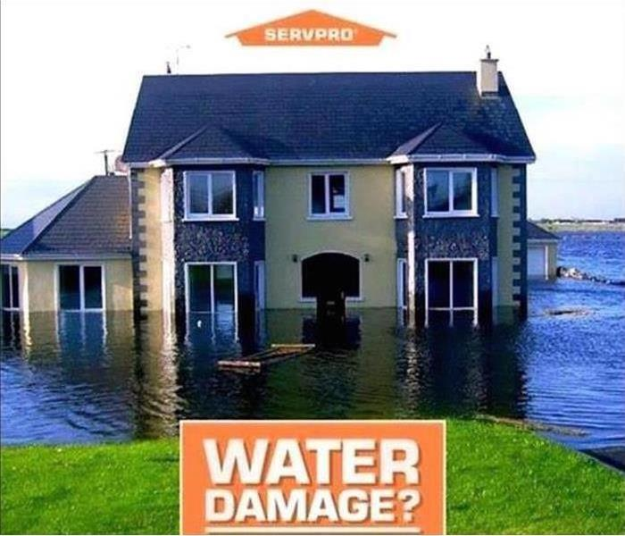 Water Damage Water Damage Can be a Nightmare